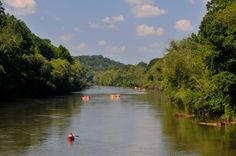 If kayaking is your thing with camping or RVing, you'll love to visit the Chattahoochee River in the state of GEORGIA!... Don't forget to book one of the top Campgrounds or RV Parks!
