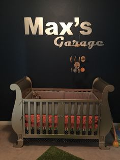 Baby Boy Room Ideas - Designing a boy nursery seems to be an overwhelming task. When you choose the best baby boy room ideas, multiple color Car Themed Nursery, Boy Nursery Cars, Baby Boy Nursery Themes, Baby Boy Room Decor, Baby Boy Rooms, Baby Boy Nurseries, Nursery Room, Baby Cribs, Nursery Ideas