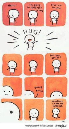 *hugs you* hope everyone's having an amazing day, if not then I hope my internet hug cheered you up a bit... :) xx