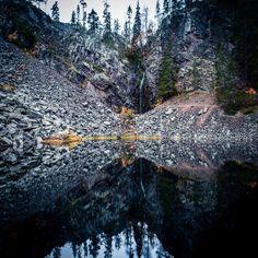 Pyhänkasteenputous water fall at Pyhä-Luosto National Park in Finnish Lapland. Photo by Maria Mikkonen @mikkonenmaria Pyhänkasteenputous  #waterfall #tunturifiilis #pyhätunturi #retkellä #pyhäluostonationalpark #retkipaikka #suomiretki #outdoorfinland #lapland #finland #lappi #finlandlapland #filmlapland #arcticshooting #filmlocation #mysterious #spiritual