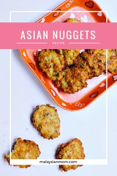 Chicken nuggets | Homemade | Healthy | For Kids | Fried | Recipes | Easy | Ground | Toddler | Veggie | Best | more recipes @LewSC Malaysian Mom | Resources for Kids + Moms