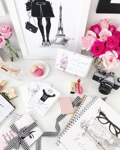 Desk Top Goal | @annawithlove, theagstudio, Annawithlove Photography Top Goal, Desk Inspo, Portrait, Decoration, Pretty Pictures, Macarons, Bunt, Office Decor, Bloom