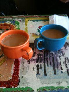 My Bohemian Lifestyle  San Francisco cafe, photo: K. Rosenberger