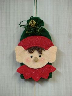Tree Trimmers Too! : Elf Gift Card Holder