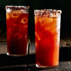 Day 3 Game Day Inspiration- A twist to the Bloody Mary BLOODY BEER ...