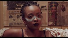 "Watch Jamila Woods' powerful video for ""Blk Girl Soldier"" -"