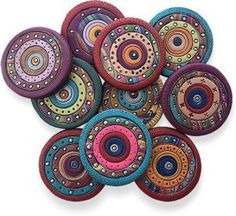 Right on target – Polymer Clay Daily