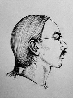 Sketchy #786: Eddie Moreno by Eli Blanco