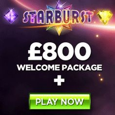 starburst promo code Pound