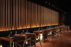 Contemporary Restaurant Interior Design | interior Hotel Lone modern design restaurant - Architecture Design ...