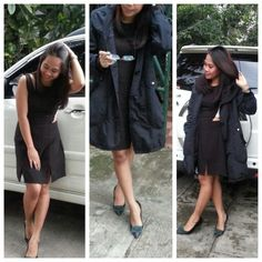 #ootd #junestyle #dress #blackandwhite