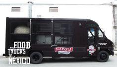Napoli pizza!!! Food Trucks de México. Camión con conversión a cocina. Acabados en acero inoxidable en paredes y techo, con aislante térmico. Info. ventas@foodtrucksdemexico.com