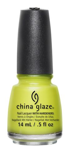 China Glaze Road Trip Spring 2015 Collection Press Release
