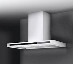 This Hi LITE Cooker Hood from Rangemaster is a bit more modern and stylish than most.  Find out more:  http://www.ukhomeideas.co.uk/ideas/kitchen/cooker-hoods/rangemaster-launches-a-new-touch-control-cooker-hood/