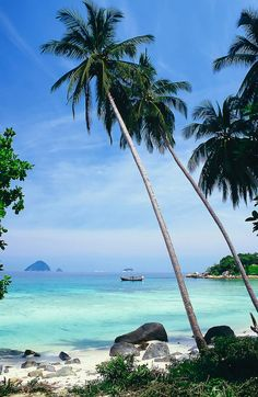 Pulau Perhentian Besar,Malaysia