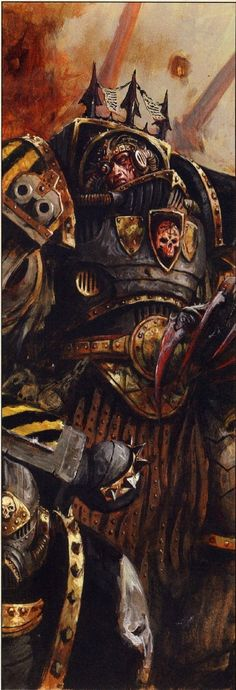 Warhammer 40K Database - iron warriors