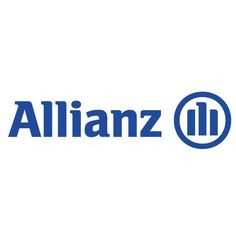 Financial Services Logos | Allianz font here refers to the font used in the logo of Allianz ...