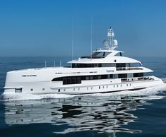 50m Home formerly Project Nova delivered by Heesen earlier this week.