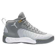 Jordan Jumpman Pro – Men s – Grey   White 96e9b0999