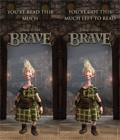 On June 2012 Disney released Brave. Brave features a young lady named Merida who, despite her mothers wishes, is determined to defy many of the old traditions. Most days she spent learning what… Disney Printables, Free Printables, Party Printables, Disney Movies, Disney Pixar, Princess Merida, Princess Disney, Brave, Cool Bookmarks
