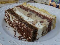 Polish Recipes, Tiramisu, Banana Bread, Good Food, Food And Drink, Cooking Recipes, Tasty, Sweets, Meals