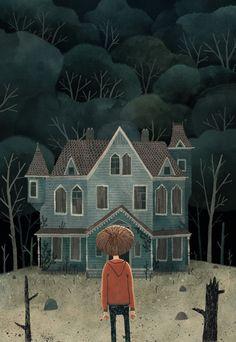 Chuck Groenink - Illustrations