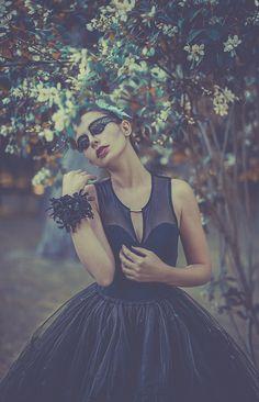 BLack Swan Inspiration by Mara Saiz Photo. More inspiration on http://getinspiredmagazine.com/