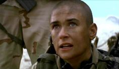Demi Moore Workout  Diet: Transforming Into G.I. Jane
