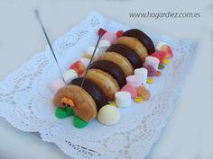 Ideas que mejoran tu vida Candy Party, Party Favors, Sweet Recipes, Snack Recipes, Ideas Para Fiestas, Fiesta Party, Food Humor, Foods To Eat, Creative Food