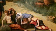 Perseo salva Andromeda. 1510 -1513. Uffizi.