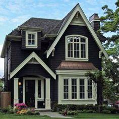 Charming new cottage design