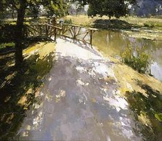 Alexi Zaitsev is a Russian oil painting artist who was born in His painting technique makes him a unique painter. Dappled Light, Russian Painting, Landscape Artwork, Artist Painting, Painting Techniques, Painting Inspiration, Art Gallery, Photos, Pictures