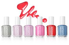 The perfect afternoon pick-me-up: new spring nail colors.