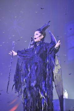 Hyde at Vamps halloween party 2014 (Jerusalem Rod→L'Arc~en~Ciel, VAMPS and solo artist)