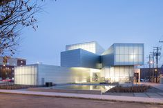 In Progress: Institute for Contemporary Art at VCU,© Iwan Baan