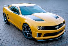 Bumble Bee Chevy Camero..
