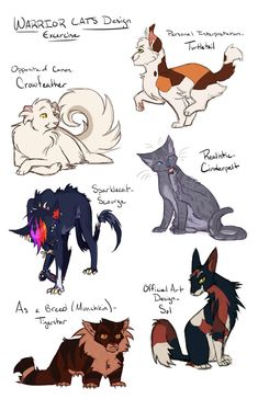 Warrior Cats Scourge, Warrior Cats Funny, Warrior Cat Memes, Warrior Cats Fan Art, Warrior Cats Books, Warrior Cat Drawings, Warrior Drawing, Cat Character, Character Design