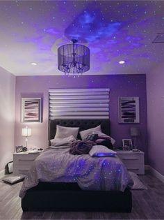 Neon Bedroom, Room Design Bedroom, Room Ideas Bedroom, Bedroom Decor, Bedroom Inspo, Nursery Design, Chill Room, Cozy Room, Pinterest Room Decor