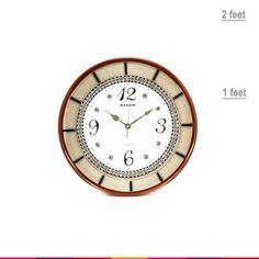 Quartz Round Wall Clock 1 Wall Clocks Pinterest Shop home