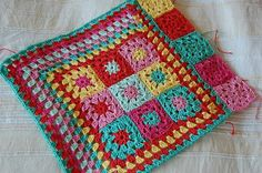 Greedy For Colour: Crochet and Books.