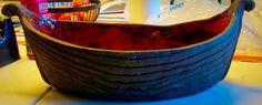 Viking boat bowl, ceramics by me, 2016, pic 2/4  Artist: LHSV