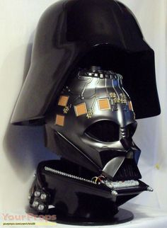 return of the jedi darth vader | Star Wars Return Of The Jedi Sideshow Collectibles movie prop template for costume