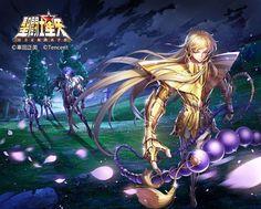 New Saint Seiya Game 6 by SONICX2011.deviantart.com on @DeviantArt