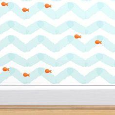Fish Wallpaper, Cool Wallpaper, Wallpaper Pink And Orange, Orange Leaf, California Poppy, Vintage Fall, Perfect Wallpaper, Design 24, Custom Wallpaper