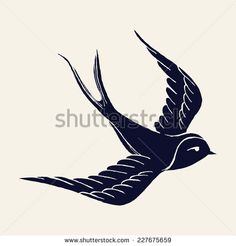 Swallow Stock Vectors & Vector Clip Art | Shutterstock