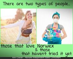 Very True. If you haven't tried Norwex you are missing a better way to clean. AND A HEALTHIER WAY TO CLEAN!