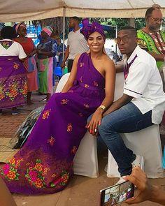 Today I say i do African Wedding Attire, African Attire, African Wear, African Dress, African Traditional Wear, African Traditional Wedding Dress, African Children, African Women, Tsonga Traditional Dresses