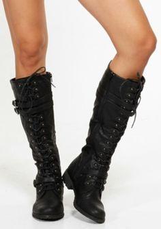Wild Diva Boots