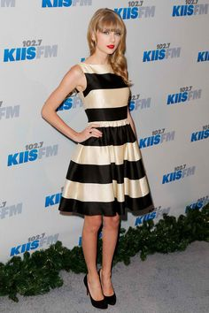 Never Go Wrong With Stripe From Kate Fashion