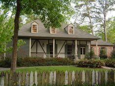 Thibaut Home - traditional - exterior - new orleans - Al Jones Architect